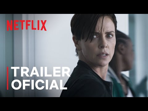 The Old Guard   Trailer oficial   Netflix