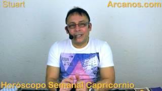 CAPRICORNIO FEBRERO 2016 - Horoscopo Capricornio del 31 de enero al 6 de febrero 2016 - ARCANOS.COM