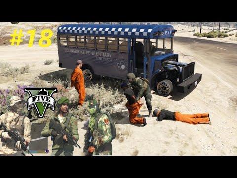 Cảnh Sát Trong GTA 5 #18 Làm Lính Bắn Tỉa Siêu Đẳng | Sát Thủ Bắn Tỉa 1 Viên 1 Mạng !!