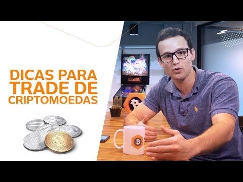DICAS PARA TRADE DE CRIPTOMOEDAS