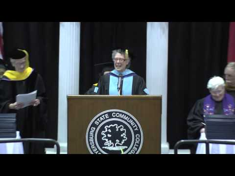 DSCC Commencement - May 9, 2015