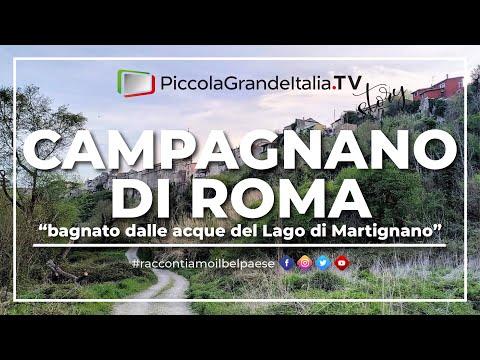 Campagnano di roma piccola grande italia youtube for O giardino di pulcinella roma