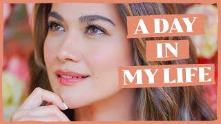 A DAY IN MY LIFE | Bea Alonzo