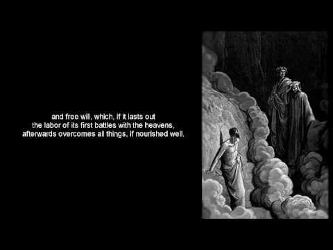 The Divine Comedy: Purgatorio Canto XVI