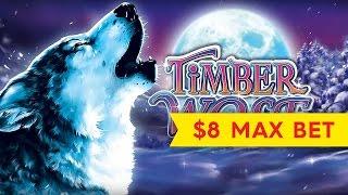 Wonder 4 Gold - Timber Wolf Slot - SUPER FREE GAMES!