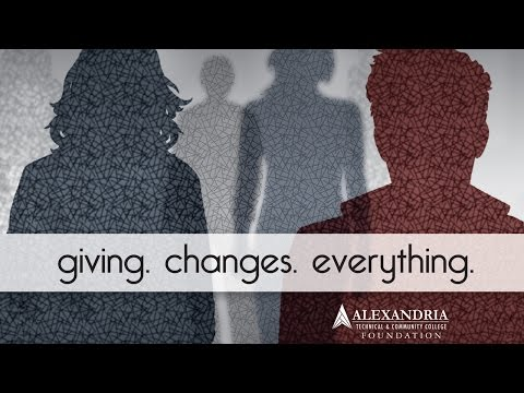 Giving. Changes. Everything.