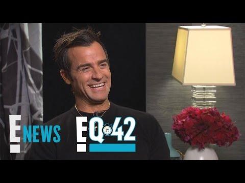 Justin Theroux Takes the E!Q in 42 | E!Q in 42 | E! News