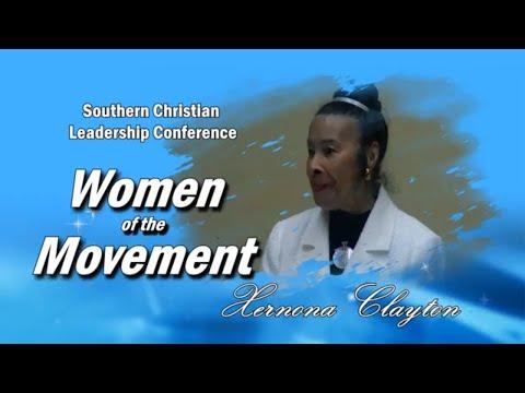 SCLC TV Xernona Clayton