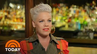 Download See Pink's Extended Interview With Carson Daly | TODAY Mp3 and Videos