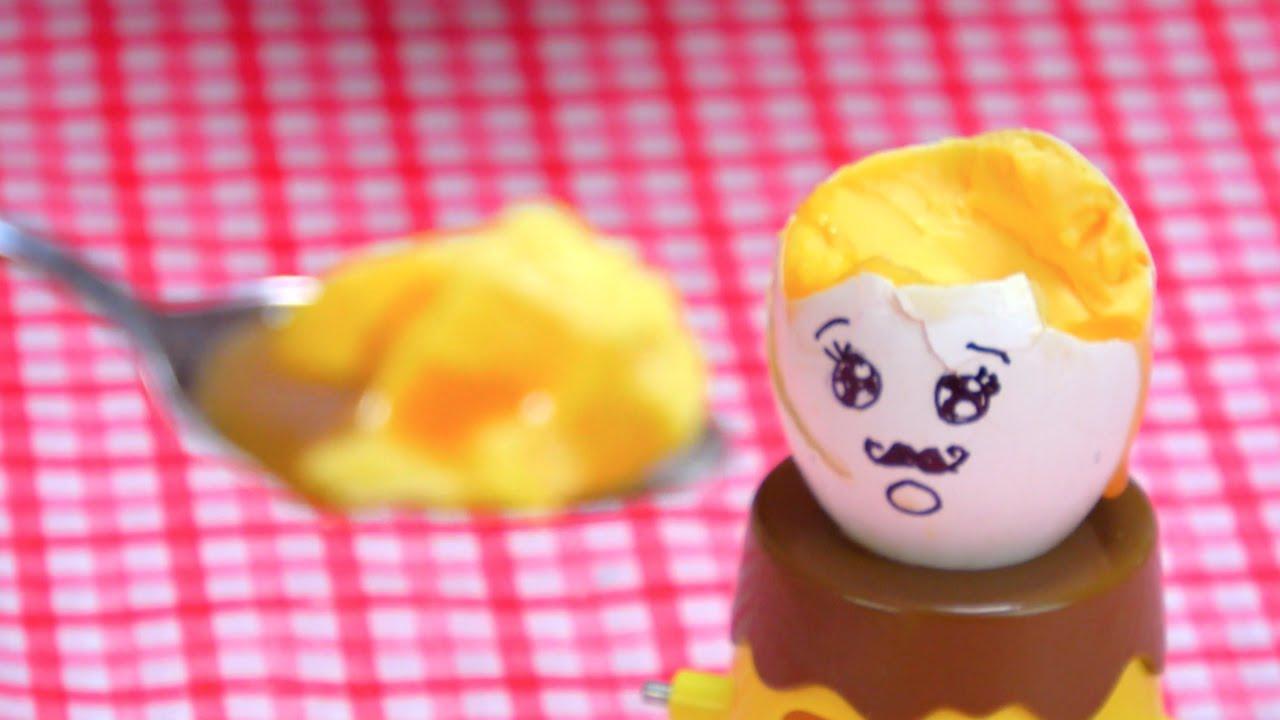 how to make egg pudding