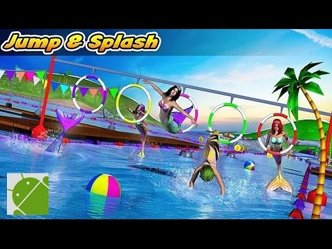 Mermaid Race 2016 - Android Gameplay HD
