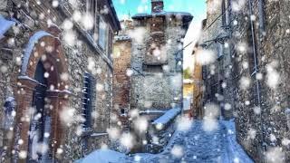 Narni sotto la neve