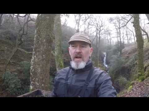 A walk in Co.Wicklow Glendalough