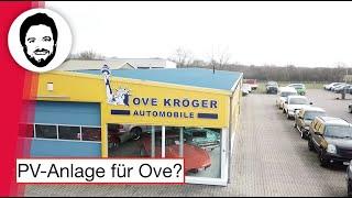 Kriegt Ove was auf´s Dach? PV und Speicherberatung von Holger Laudeley bei Ove Kröger