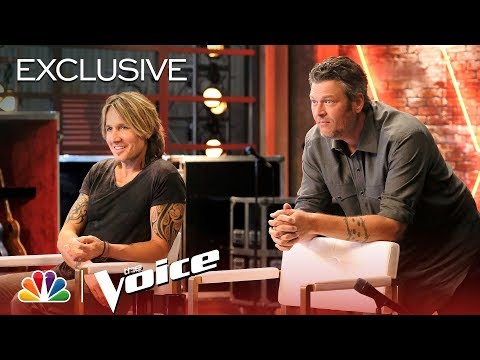 Outtakes: Keith Urban Describes an Unforgettable New Years Eve - The Voice 2018 (Digital Exclusive) Mp3