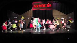 Waukesha West High School - Happy Days - Message in the Music - 02.19.2012