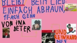 Ina Deter und Reinhard Mey  Einfach Abhaun einfach gehn thumbnail