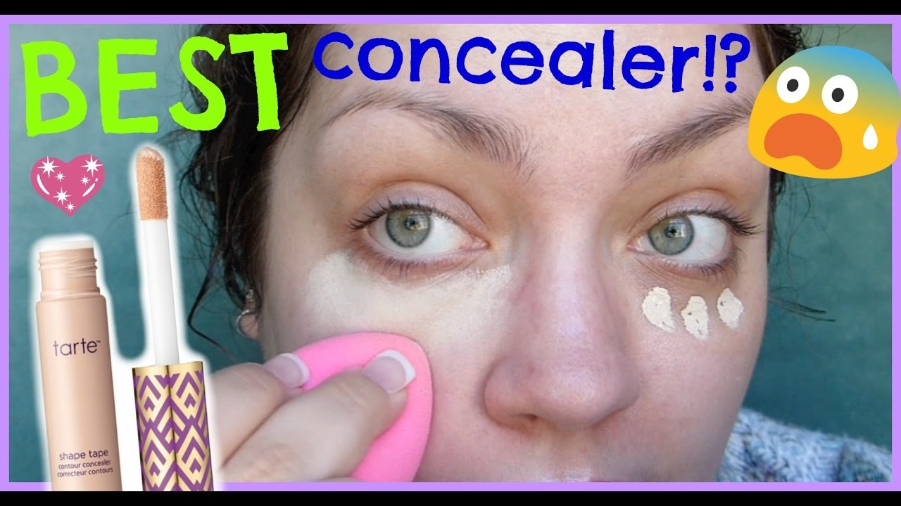 YouTube Made Me Buy It!: tarte shape tape contour concealer - YouTube