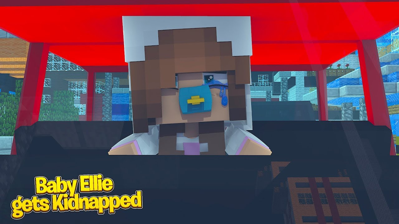 baby-ellie-gets-kidnapped-minecraft-little-kelly