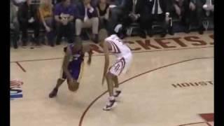 Shane Battier's defense on Kobe Bryant (2009 playoffs)