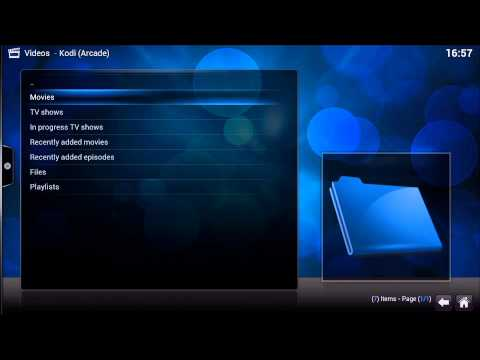 Kodi Library - Share Library On Multiple Devices UPnP