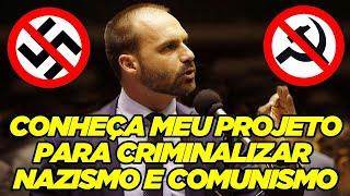 Motivos para criminalizar comunismo e nazismo