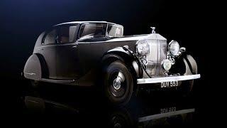 1936 Rolls-Royce Phantom III 'Field Marshal Montgomery'