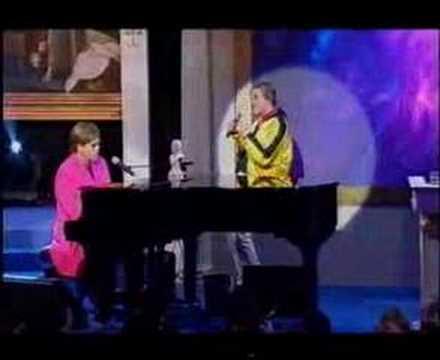 Alan Partridge Duets With Elton John