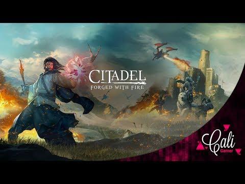 Citadel Forged With Fire - Conhecendo o jogo