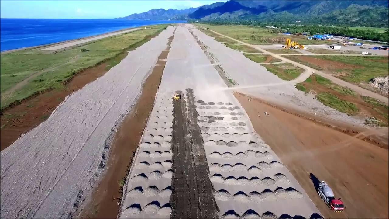 Aeroporto Dili : Construção do aeroporto internacional de oé cusse ambeno agosto de