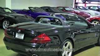Mercedes-Benz SL500 AMG Sport--D&M Motorsports Review with Chris Moran 2012
