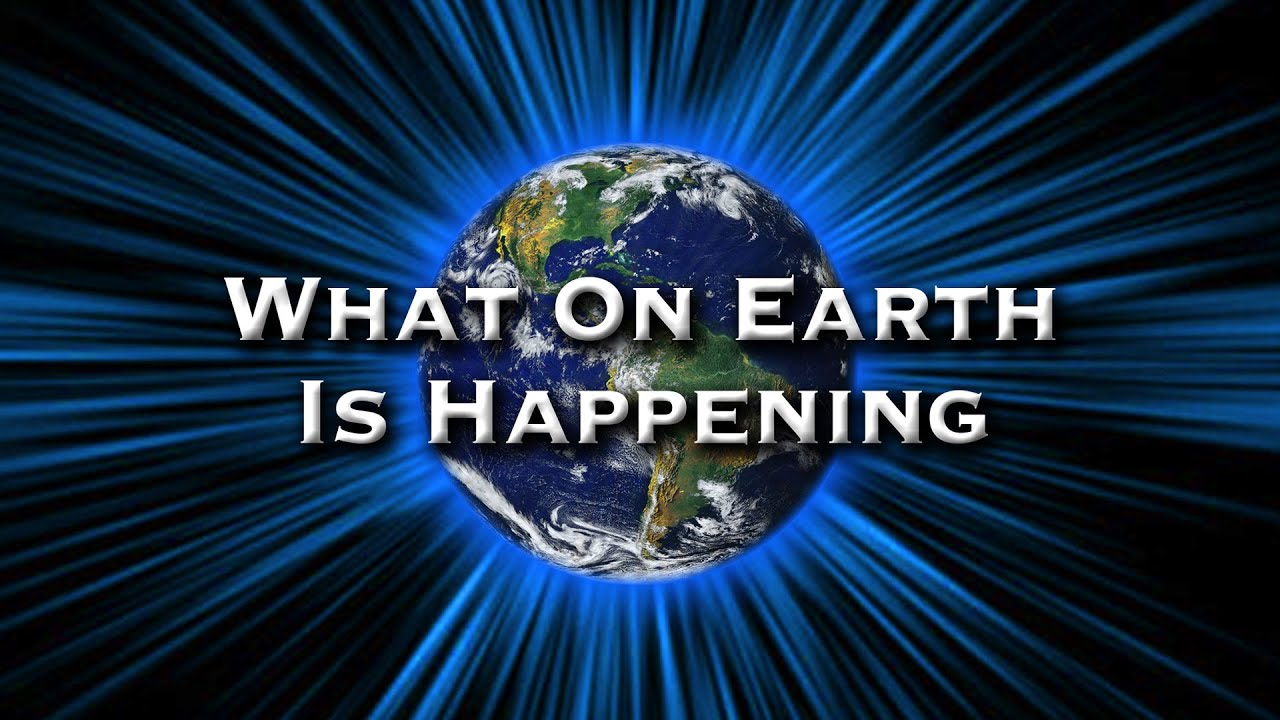 Mark Passio - What On Earth Is Happening - Part 1 of 4