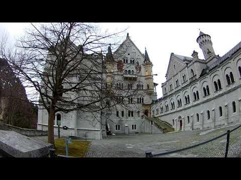 Chegada ao Castelo Füssen - Alemanhã  #1 - Viagem para maiores de 40 anos