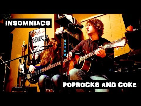 Green Day - Poprocks and Coke (Acoustic Cover by INSOMNIACS)