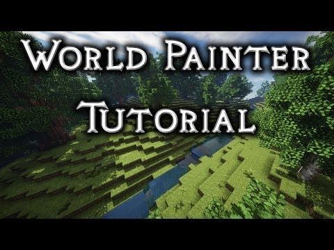 World Painter Tutorial 7 - Rivers