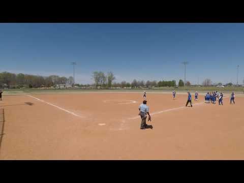 Elimination Game #1 MCHS vs Larue County High School 4/8/2017