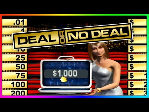 SideArms And Speedy FAIL At Deal Or No Deal! (Deal Or No Deal Game!)