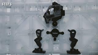 Quick video instruction (Rb) Titan: Raider , Shadow, Raveger, Raptor!