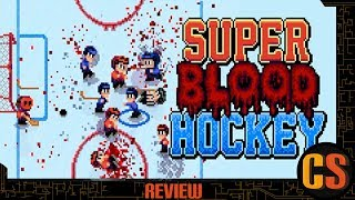 SUPER BLOOD HOCKEY - REVIEW