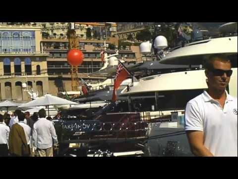 Monaco Yacht Show 2011 - inside 20 Min. Hybrid electric