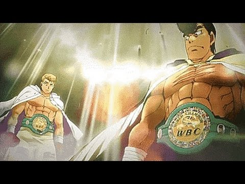 Hajime No Ippo Rising - The Crazy Ones [AMV]