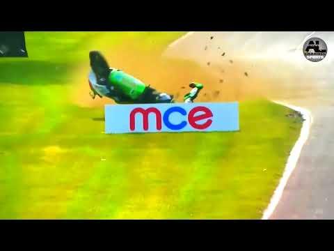 Superbike Fatal Crash Compilation