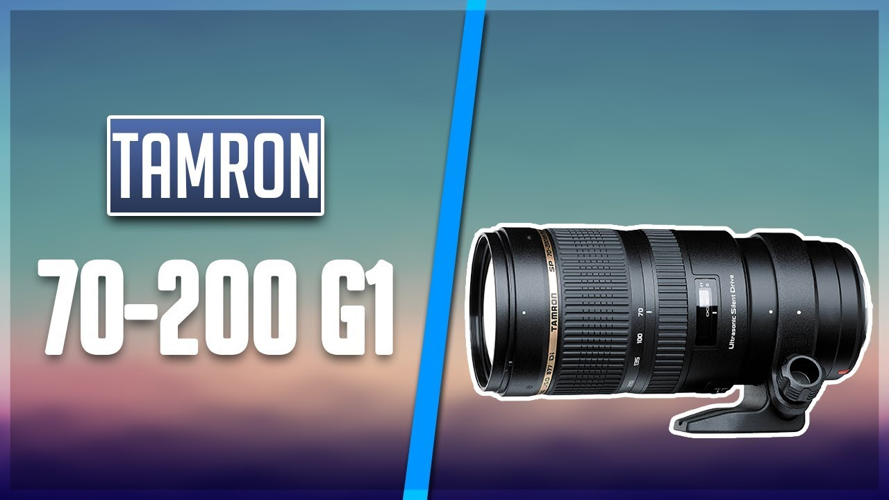 How to repair lens Tamron 70-200 VC USD for Sony Mount - YouTube