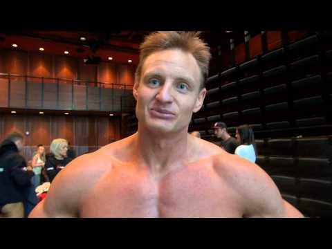 Oslo Grand Prix 2015 | Patrick Alexander Paulsen Men's Classic Bodybuilding +180 cm