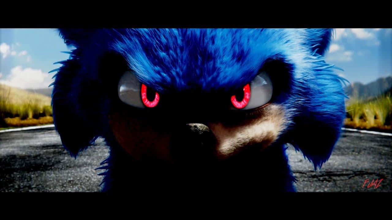 Sonic The Hedgehog Gotta Go Fast Movie Trailer By Fjaz Youtube