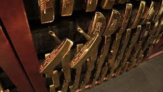 Inside PING's Gold Putter Vault