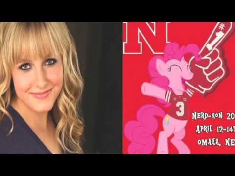BroNEcast LIVE @ Nerd-Kon with Andrea Libman, White Dove, Creations, Draw Ponies, and Dan Libman!