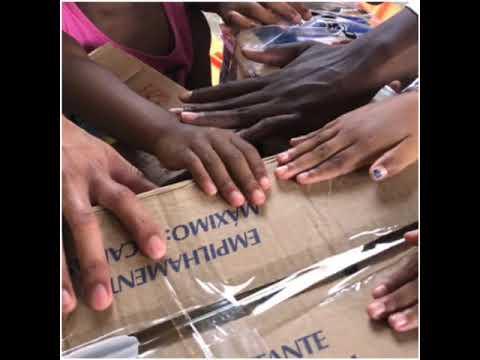 Gol da solidariedade! Fazenda Máfia doa alimentos as famílias carentes de Araxá
