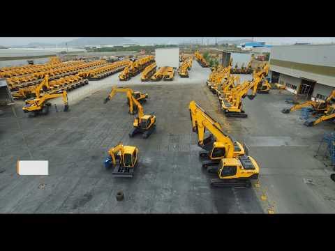 Hyundai Construction Equipment India - Manufacturing Plant, Chakan, Pune