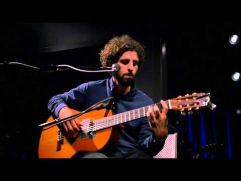 José González - Open Book (Live on KEXP)